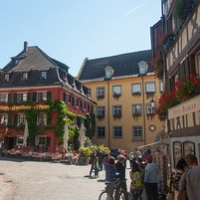 """Меерсбург Meersburg 2014 • <a style=""""font-size:0.8em;"""" href=""""http://www.flickr.com/photos/134472863@N03/19821351863/"""" target=""""_blank"""">View on Flickr</a>"""