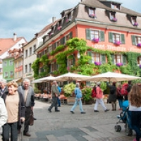 """Меерсбург Meersburg 2014 • <a style=""""font-size:0.8em;"""" href=""""http://www.flickr.com/photos/134472863@N03/20253922490/"""" target=""""_blank"""">View on Flickr</a>"""