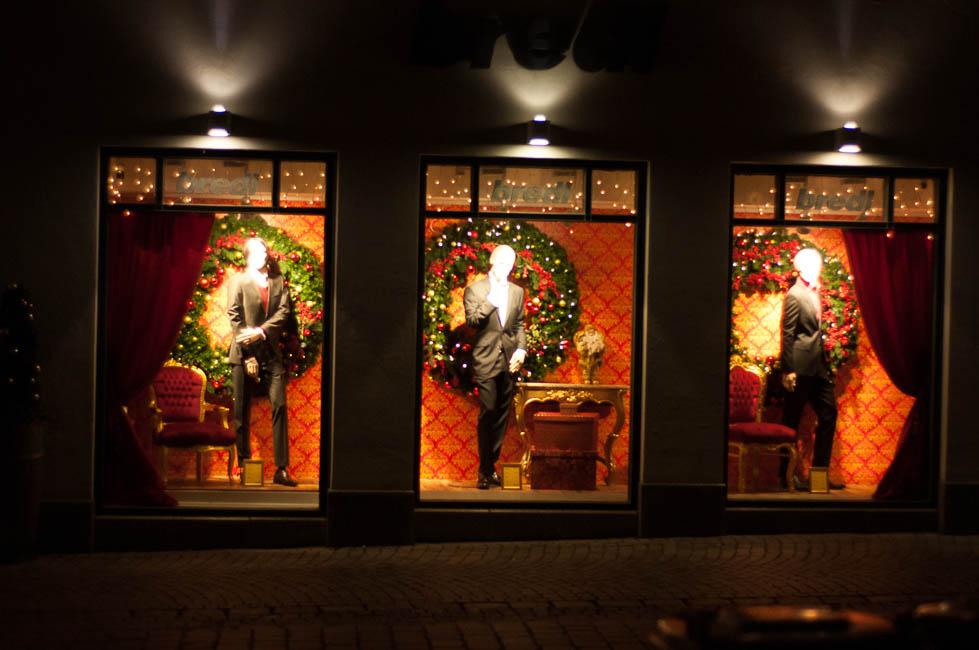 витрина магазина в Равенсбурге