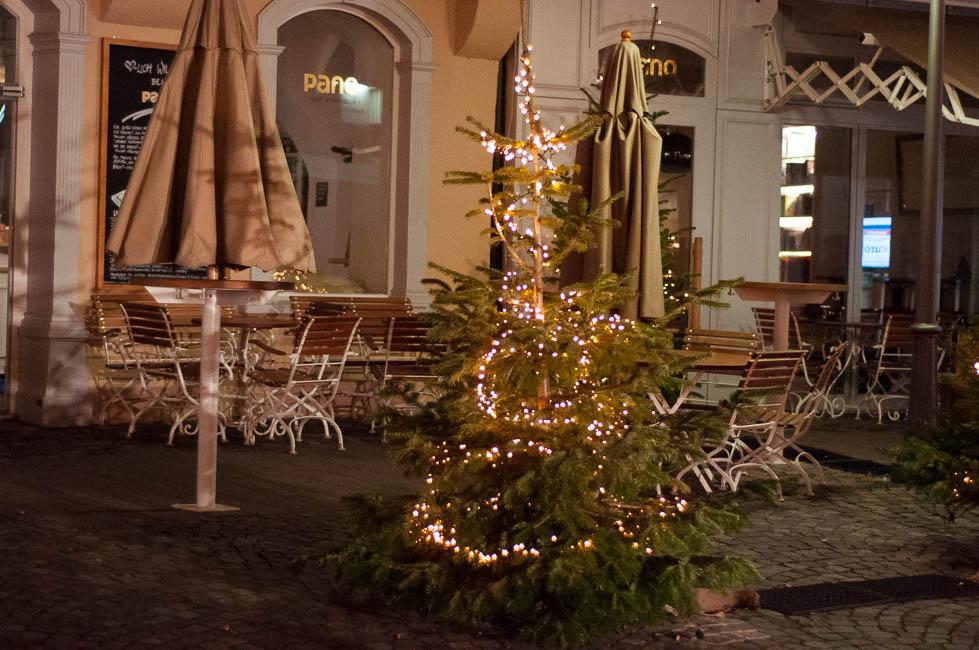 рождественские кафе в Равенсбурге
