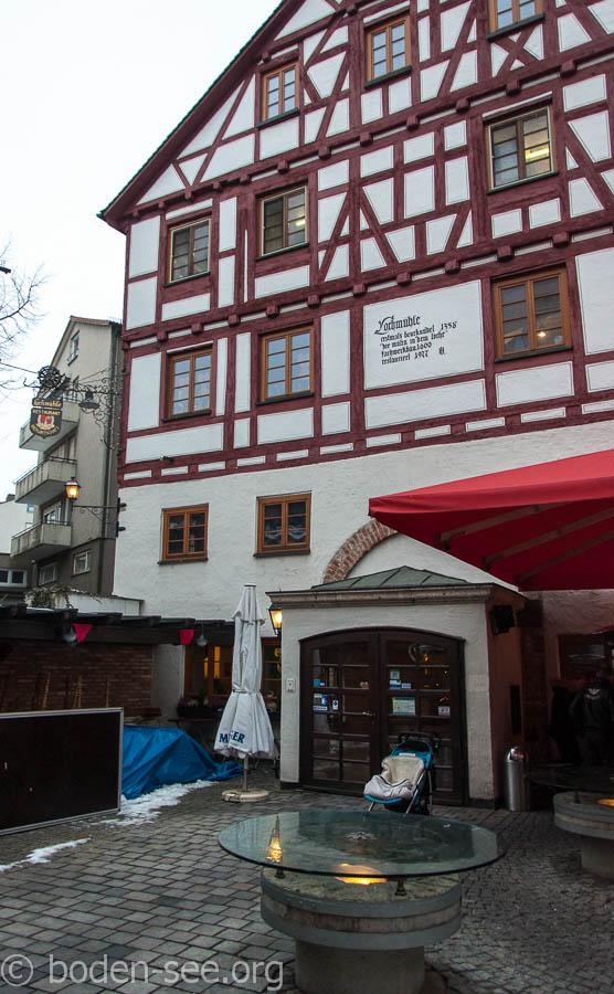 ресторан Lochmühle в Ульме