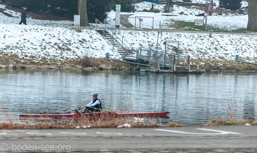 спортсмены в Германии зимой
