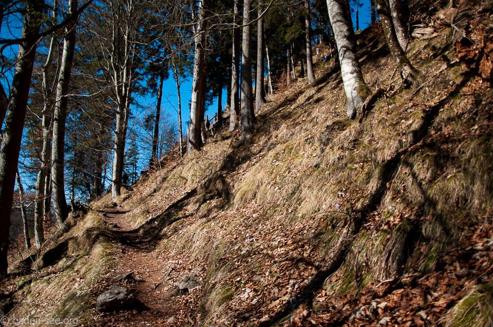 Баварские альпы. Трекинговый маршрут Мариенбрюке - Тагельберг