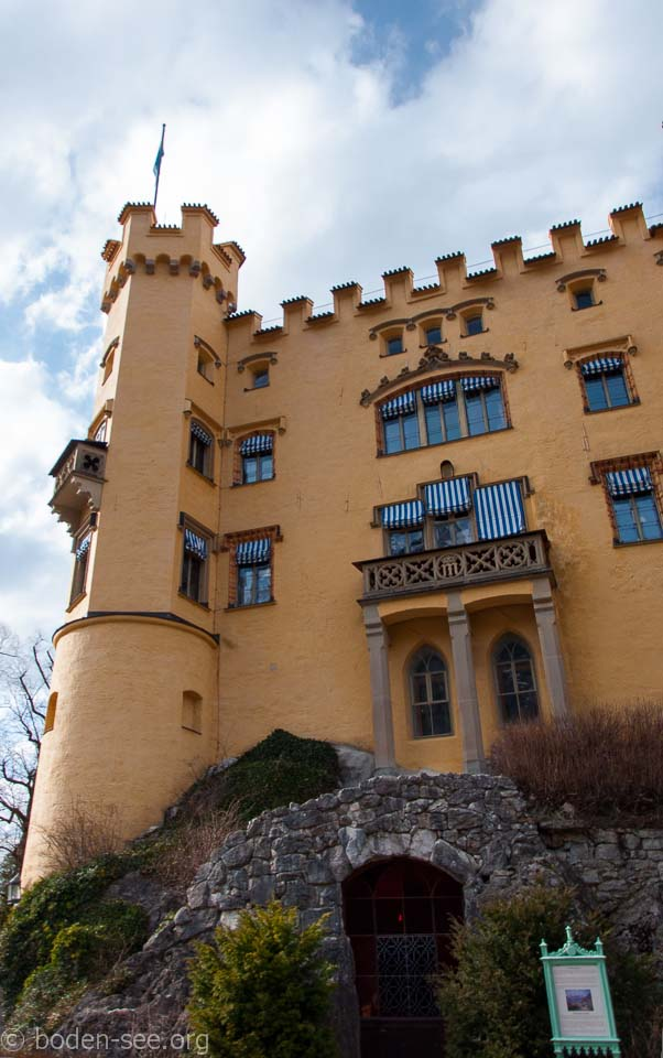 Замок баварских королей