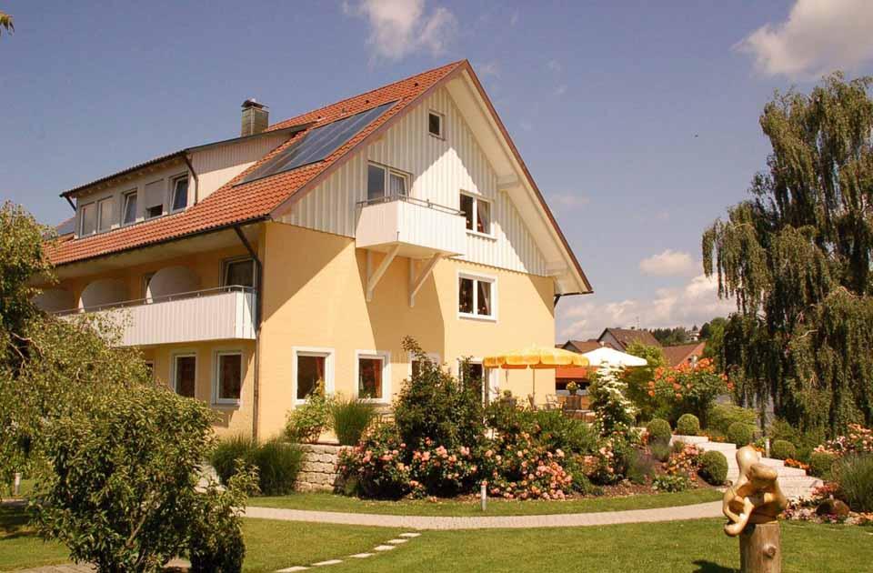 Hotel Gästehaus Zürn*** на Боденском озере