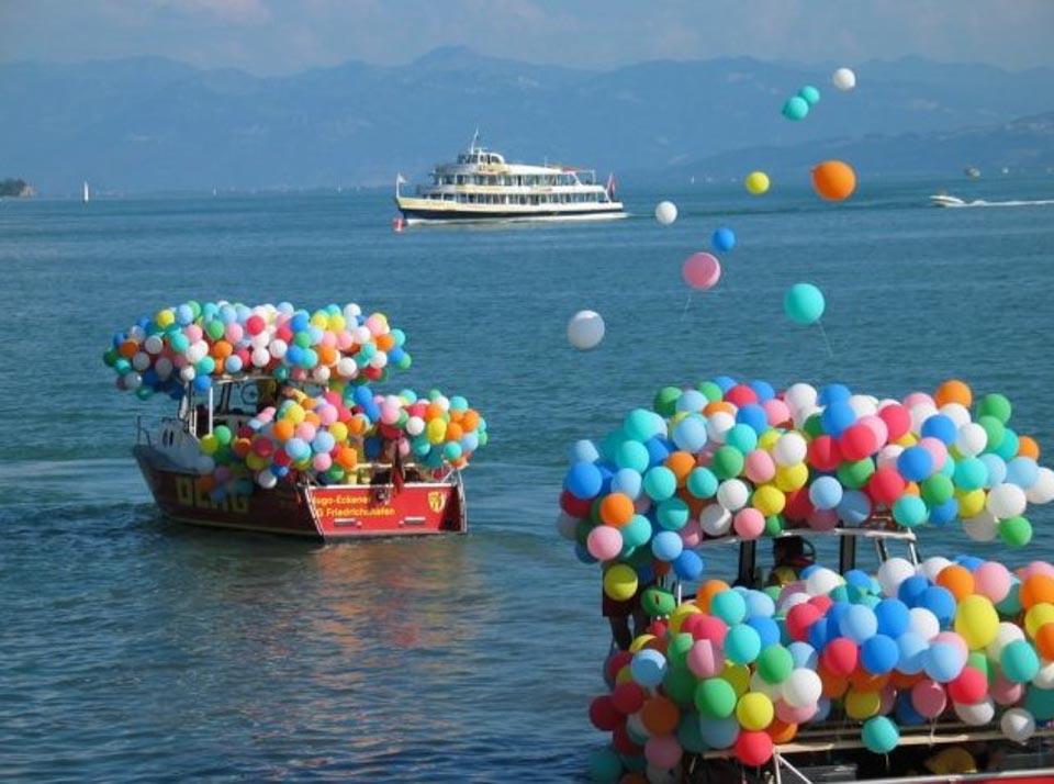 праздник на Боденском озере