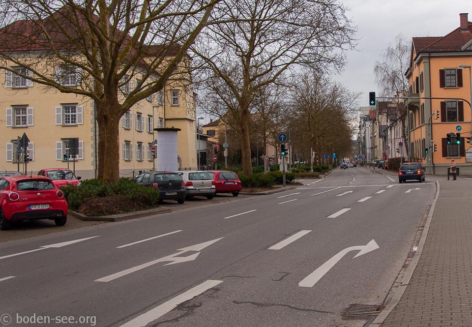 Проезжая часть в Германии