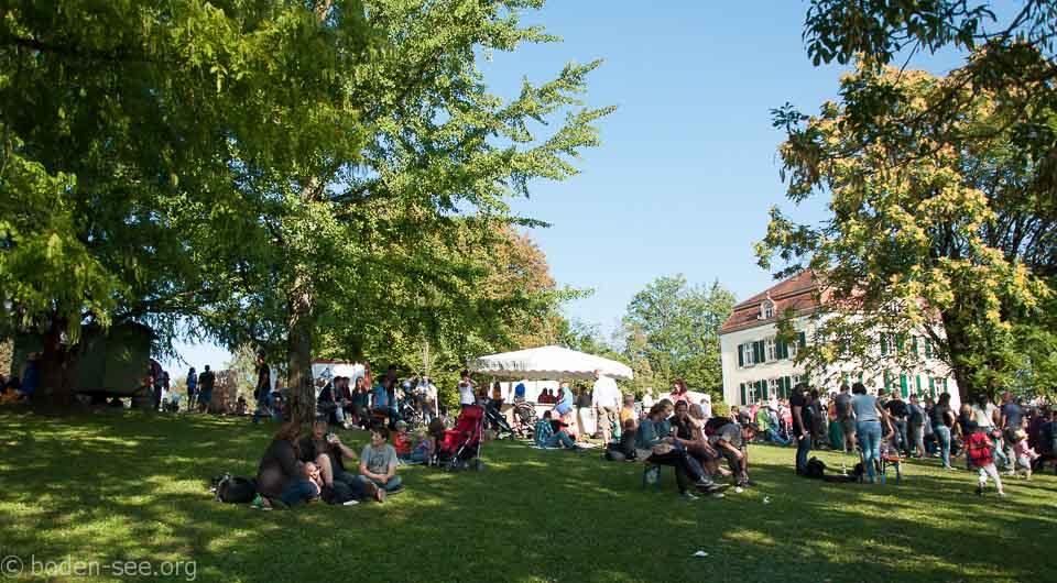 уличный праздник в германии