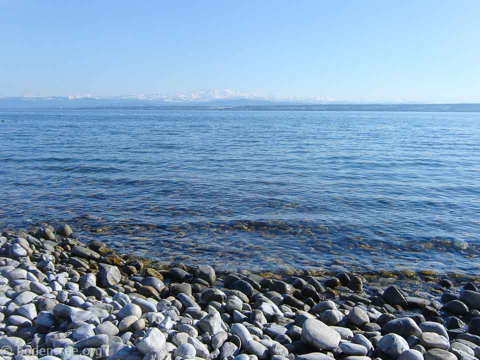 на берегу Боденского озера