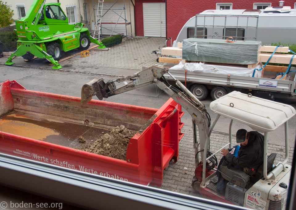 ремонтные работы в Германии