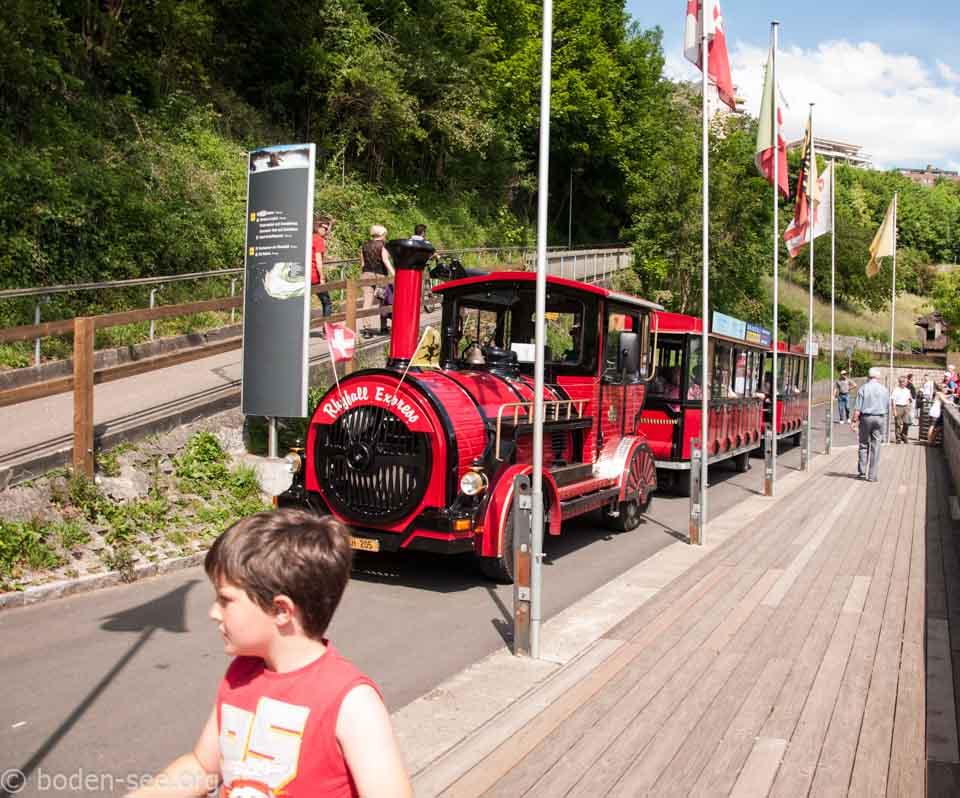 экспресс до Рейнского водопада