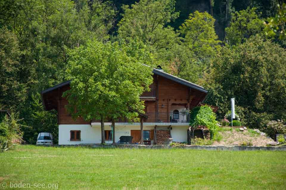 домик в Лихтенштейне