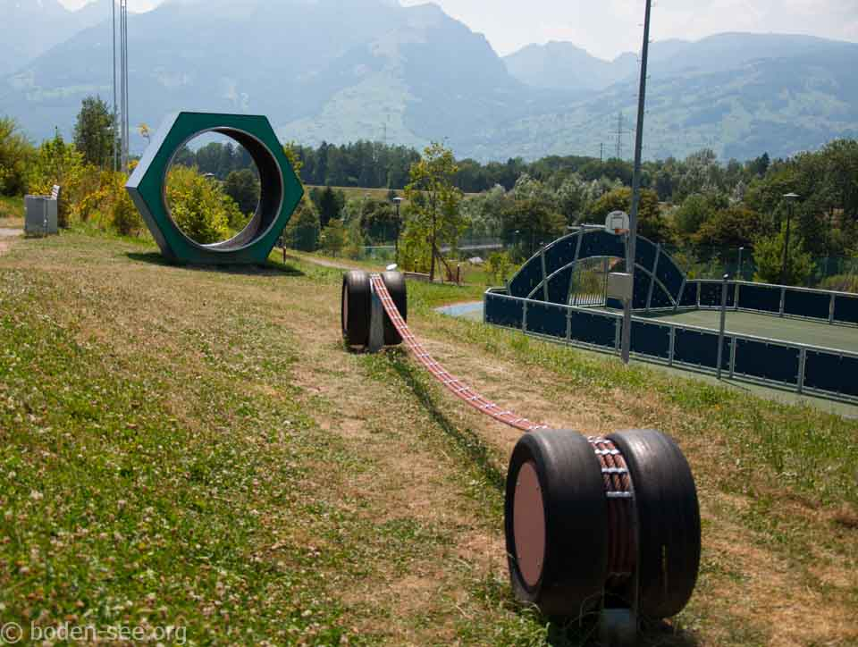 игровая площадка, Лихтенштейн
