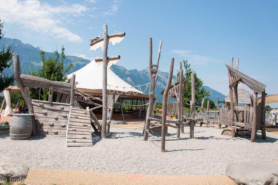 игровая площадка для детей, Лихтенштейн