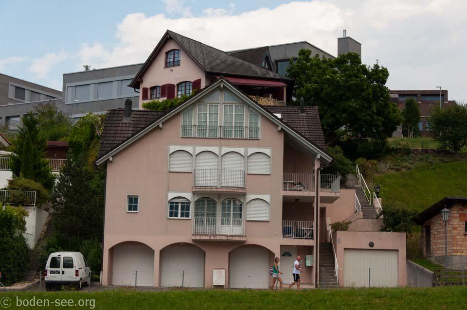 дом с видом на Альпы, Лихтенштейн