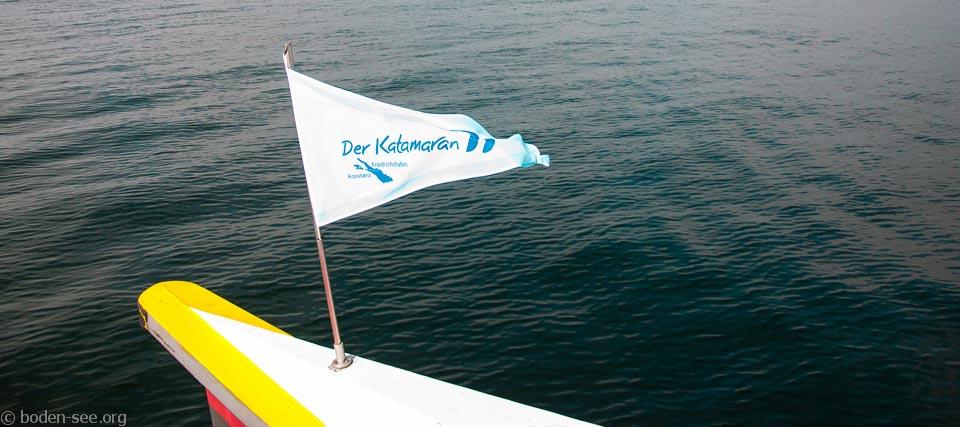 Lake Konstanz Katamaran