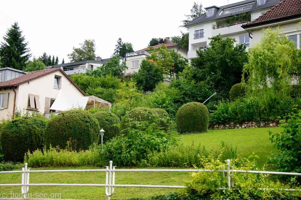 квартира с садом в германии