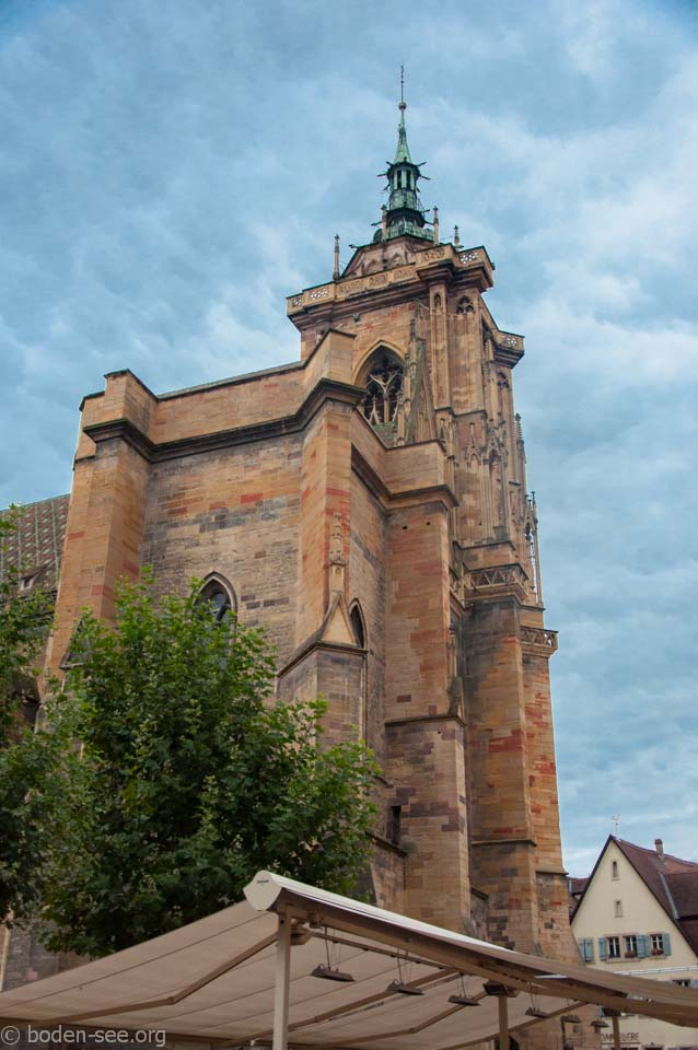 собор в Кольмаре, Франция