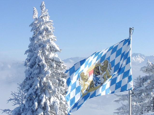 горнолыжные курорты германии
