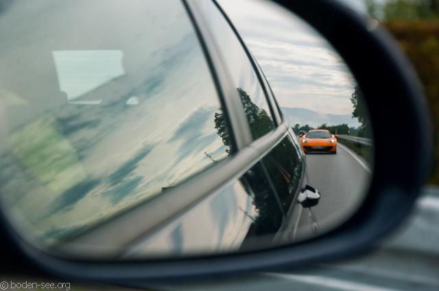 на дорогах германии