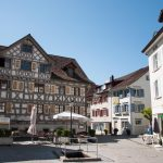 Центр старого города, Арбон, Швейцария