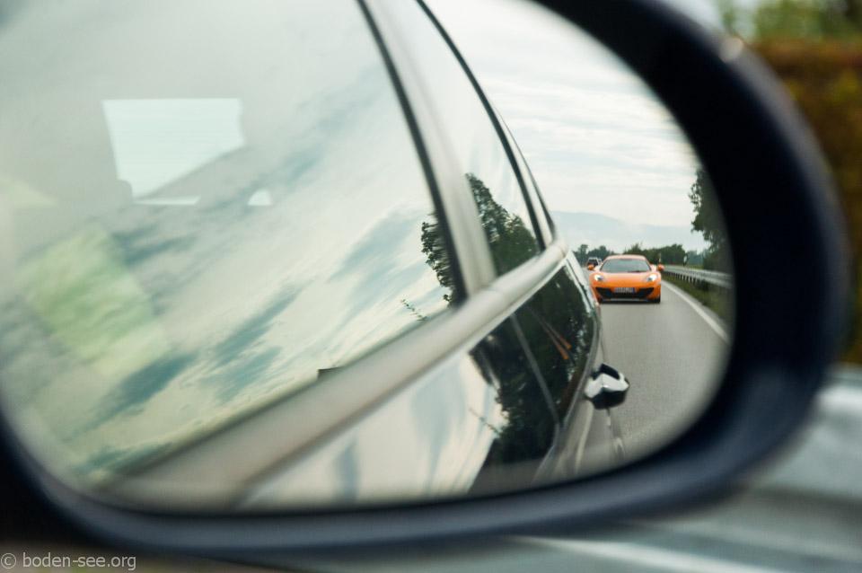 по дороге в Кольмар, Франция