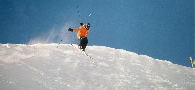 лыжи, германия