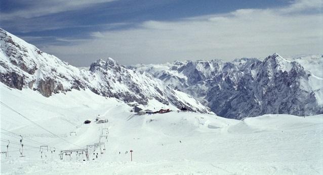 германия, лыжи